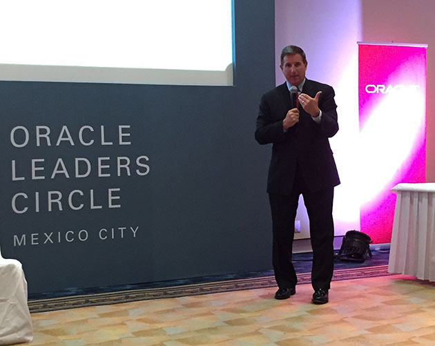 Mark Hurd - Oracle